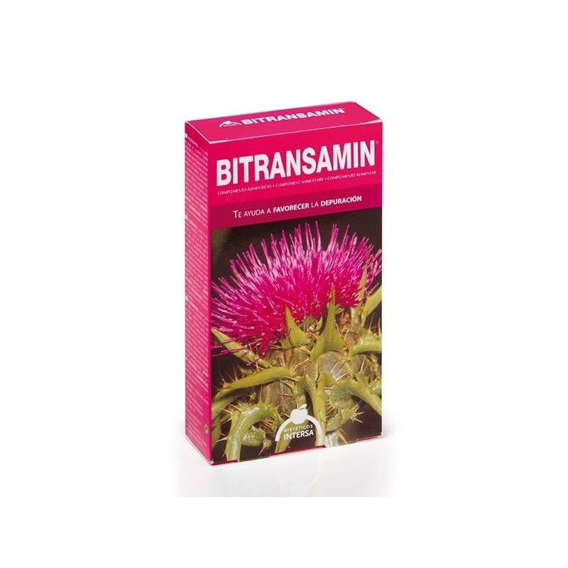 Bitransamin 60 cápsulas (Intersa)