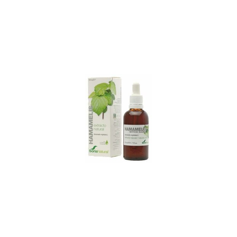 EXTRACTO DE HAMAMELIS 50 ML SORIA NATURAL