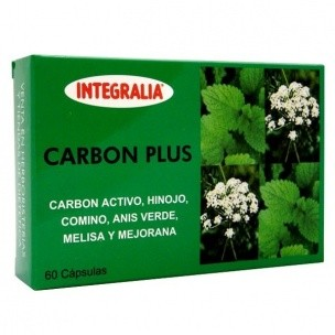 CARBON PLUS 60 CAPSULAS (INTEGRALIA)